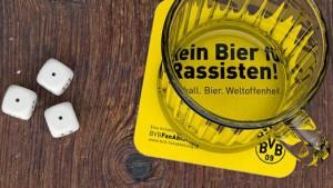 Kein Bier fuer Rassisten!